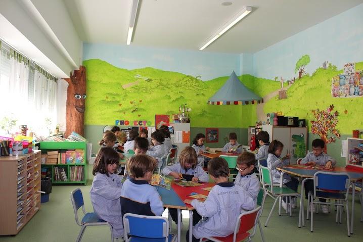 Aula 3º Infantil II