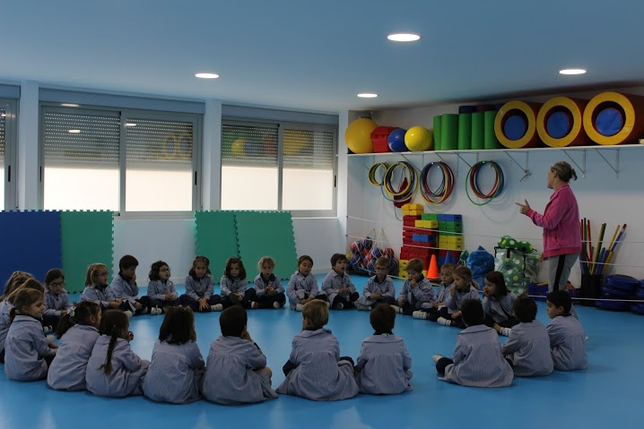 Sala Psicomotricidad 1