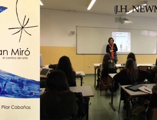 Encuentro sobre el arte de Miró con Pilar Cabañas
