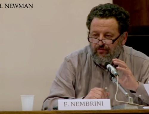 Charla-coloquio para padres con Franco Nembrini: La belleza de educar se llama Misericordia