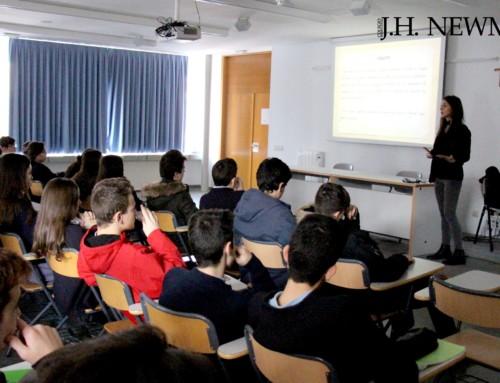 Los estudiantes de 3º de ESO inmersos en el innovador Proyecto Shackleton