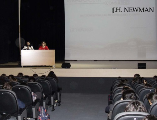 Los avances de la biotecnología en la IV Feria de la Ciencia del Newman