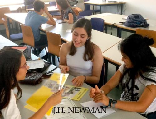 Taking the Cambridge PET (B1) and FCE (B2) exams