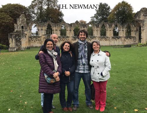 Observación de buenas prácticas en York con Escuelas Católicas