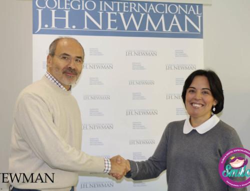 C.D.Newman y Clínica SMILE! renuevan el acuerdo para las próximas tres temporadas