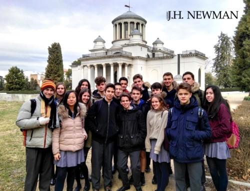 Alumnos de 4º de ESO, en el Real Observatorio de Madrid