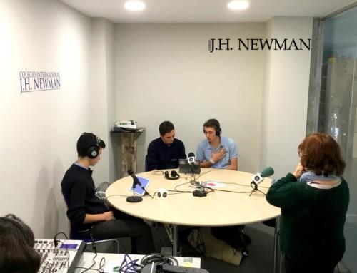 Clash of Titans on John Henry Newman Radio Station!!