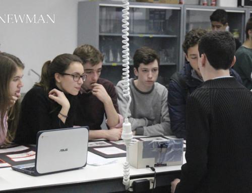 Jornadas de la Ciencia en el Colegio Newman