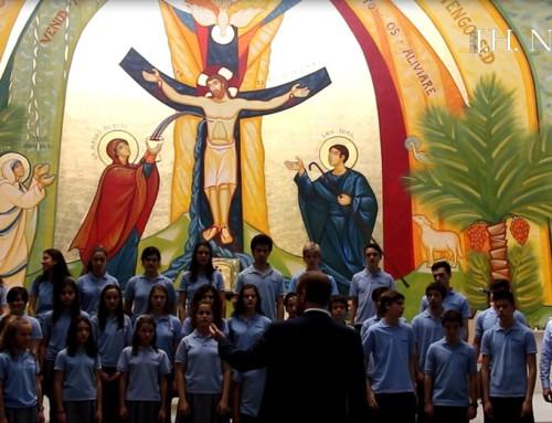 Nuevos éxitos del Coro de Secundaria y Bachillerato Newman