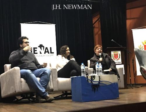 El Newman en la Bienal de Arte de Brasil