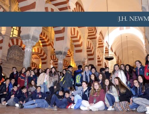 Viaje de estudios 3º de ESO a Córdoba y Granada
