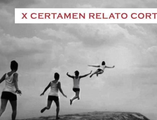 X Certamen de Relato Corto en el Newman