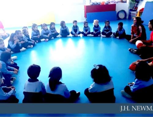 Sesiones de Tafad en educación infantil