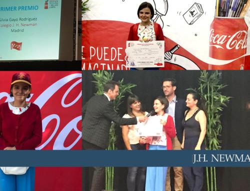 Silvia Gayo, Premio Jóvenes Talentos de Relatos Cortos de Coca Cola