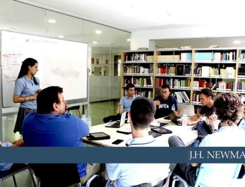 Acuerdo de colaboración entre el Colegio Newman e IEDUCANDO