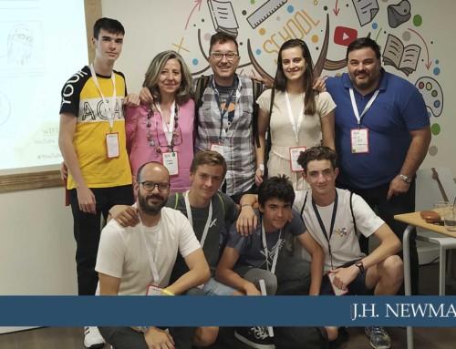 El Colegio Internacional JH Newman en #YoutubespaceMAD