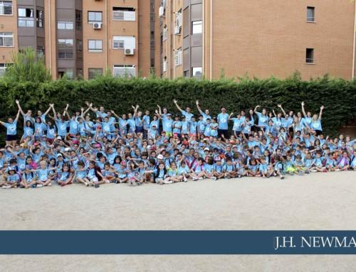 Gran éxito del Summer Camp Newman