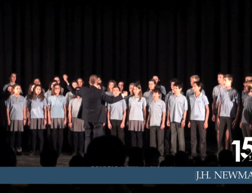 Comienzan los ensayos del Coro de Adultos y el Coro de Secundaria y Bachillerato Newman. ¡Únete!