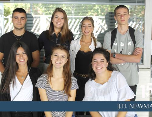 Estudiantes de Italia cursan Bachillerato en el Colegio Newman