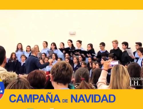Campaña de Navidad del Colegio Newman 2019