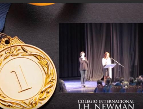 El Coro del Colegio Newman vencedor del Certamen de Villancicos