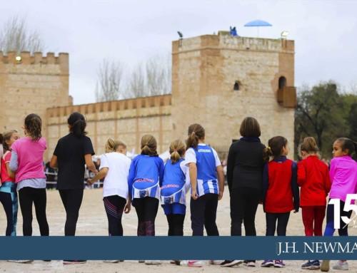 El Newman en el II Cross Nacional «Aniversario Alcalá Patrimonio Mundial»